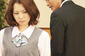 オフィスレディー男子社員ストレス解消!業務急上昇! 和久井菜美,綾瀬すみれ 09