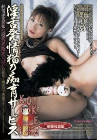 KOKESHI Vol.4: 淫舌発情猫の痴育サービス