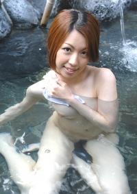 人妻温泉 Vol.1 日夏ともえ