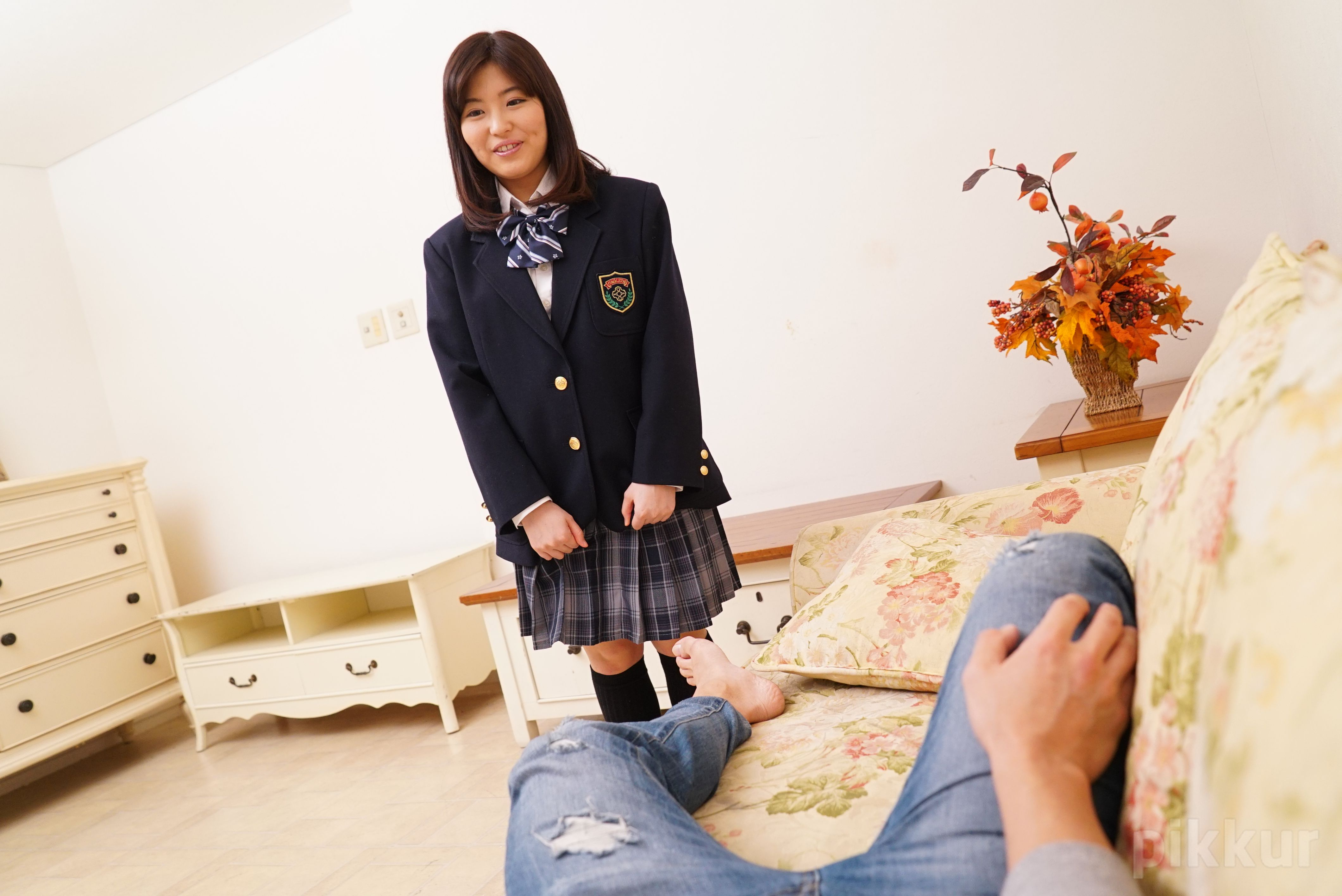 Cherry Popped with Wicked Girl -Virgin Boy Eater Gets Creampied- - Nana Natsume Nana Natsume 01